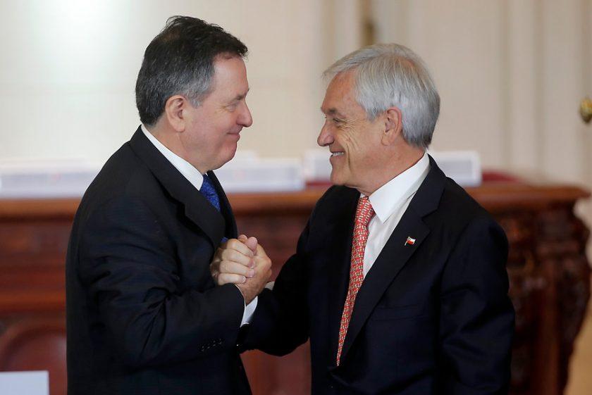 Gobierno chileno no nombrará embajador en Venezuela