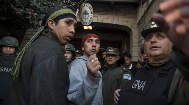 Ordenan detención del hermano de Facundo Jones Huala que auxilió a Rafael Nahuel el día de su asesinato