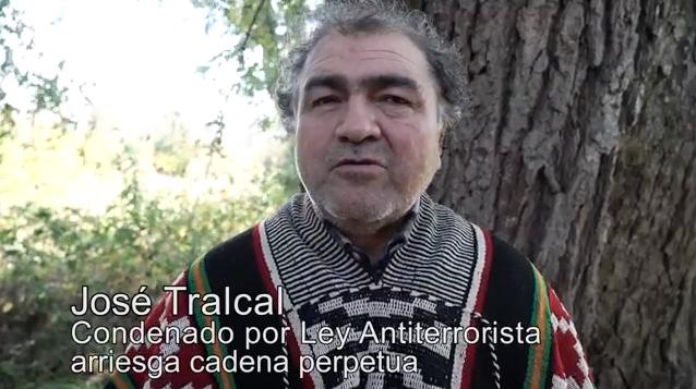 "José Tralcal, condenado por caso Luchsinger: ""Yo no ando ocultando cosas"""