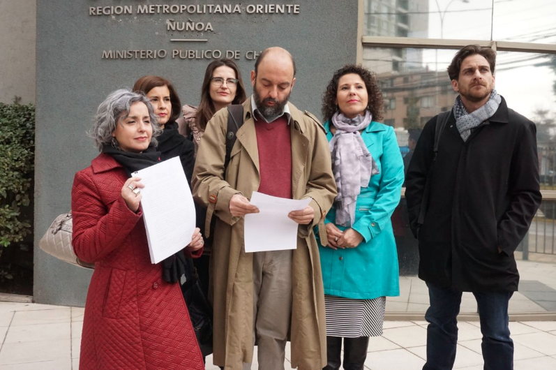 Presentan denuncia por negociación incompatible, cohecho y desacato en Dirección de Obras de Ñuñoa
