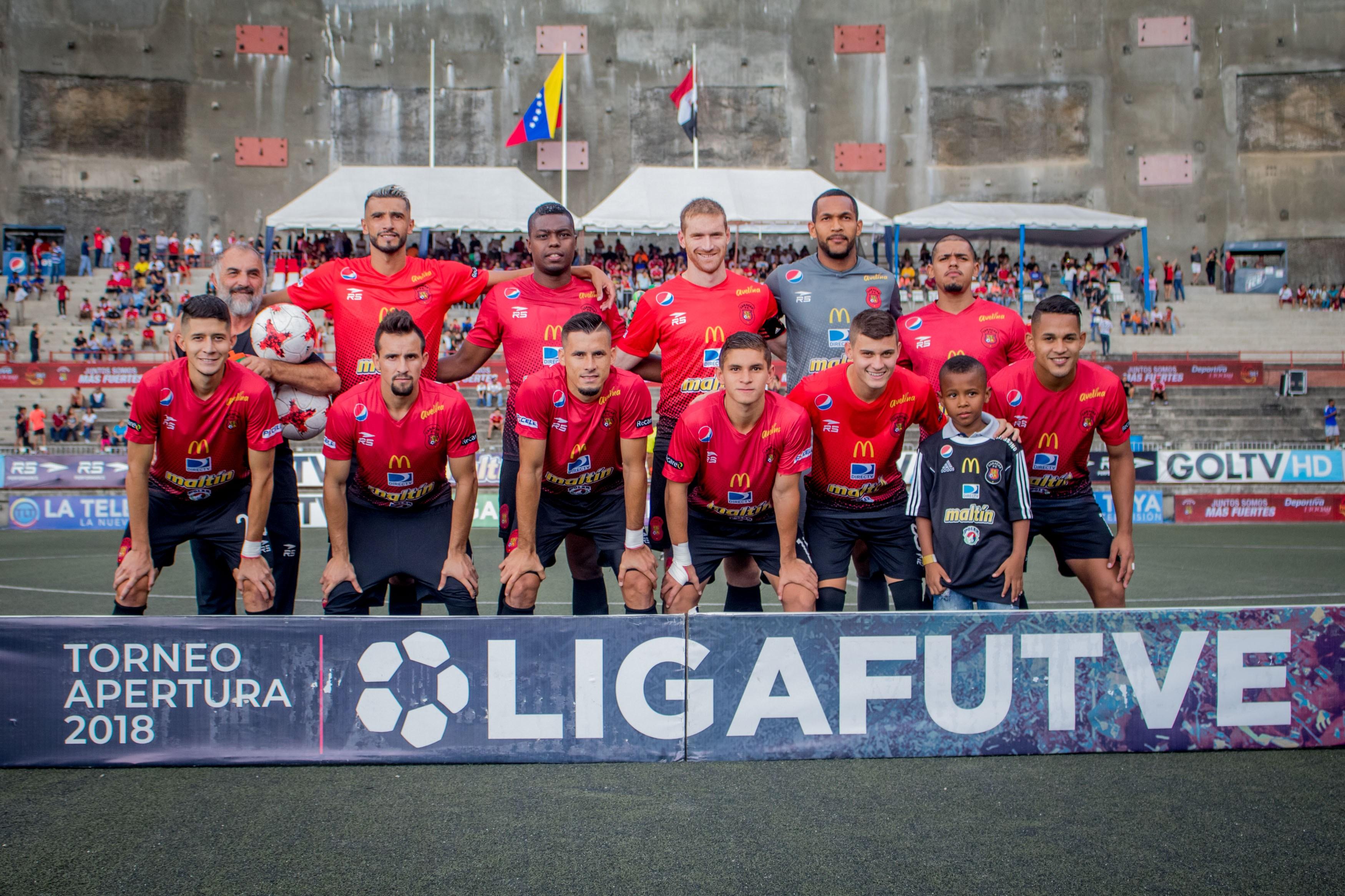 Caracas FC se quedó sin apoyo para jugar en su estadio