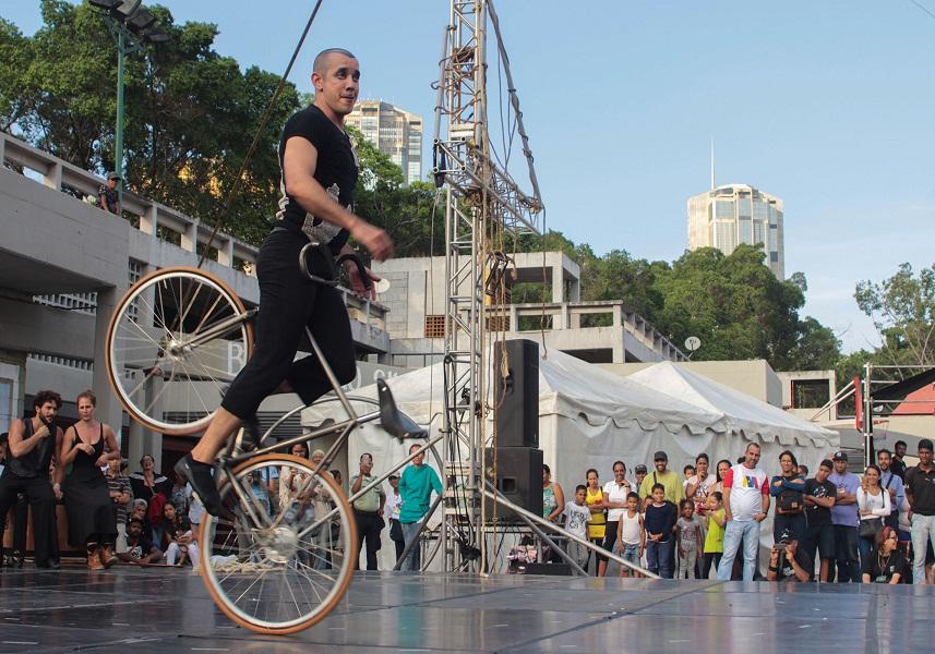 Italia dijo presente en Venezuela en el festival de Teatro Caracas 2018
