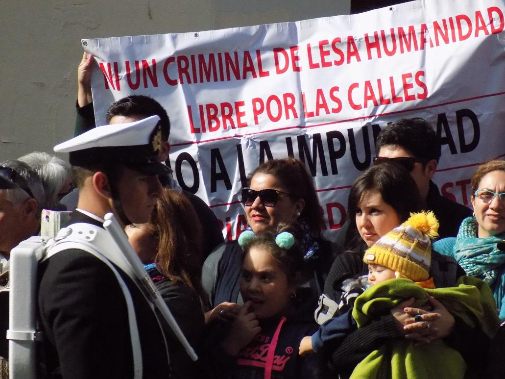 Valparaíso: crónica de otro 21 de mayo teñido por la impunidad