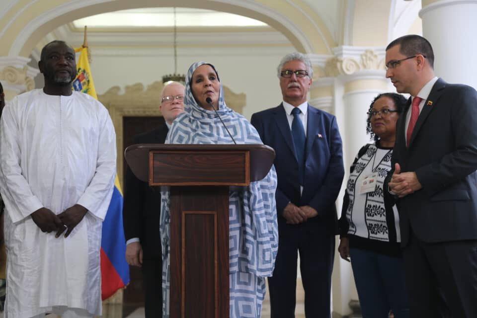 Venezuela rechaza nuevas sanciones financieras contra el país de EEUU