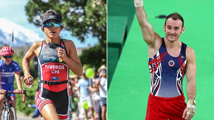 Chilenos «de oro»: Bárbara Riveros y Tomás González ganaron en los Sudamericanos de Bolivia
