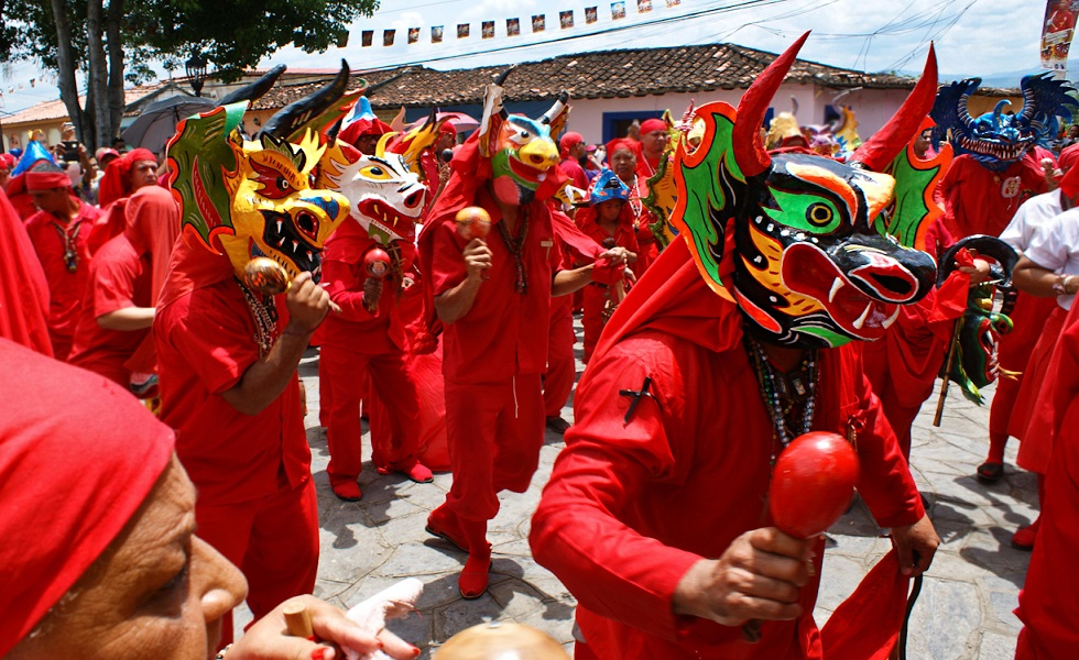 Consejo legislativo de Miranda aprobó recursos para celebración de los Diablos Danzantes de Yare