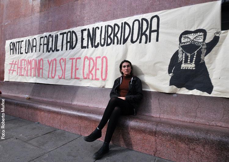 «Queremos una educación pública con horizonte feminista»: el motor que moviliza las tomas feministas