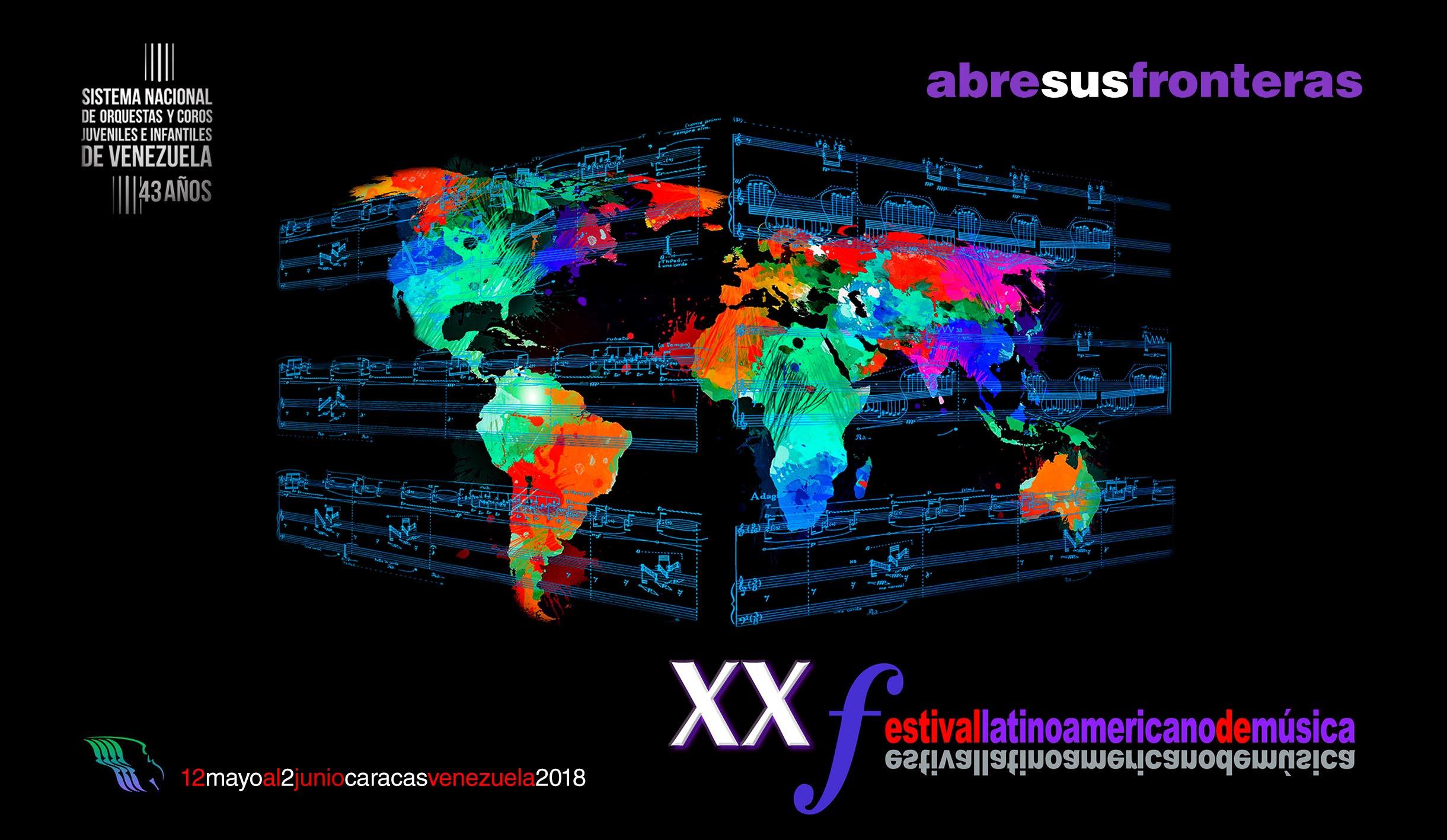 Festival Latinoamericano de Música llega a su edición número 20
