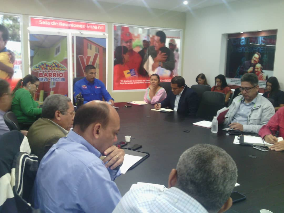 Ministerio de la Vivienda de Venezuela reimpulsa Misión Barrio Nuevo, Barrio Tricolor
