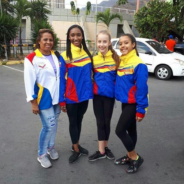 Gimnasia rítmica venezolana se mide en Panamericano de Medellín – Colombia