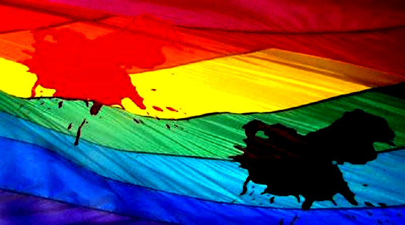 Denuncian que disco lésbica fue atacada con fuego por vecino evangélico