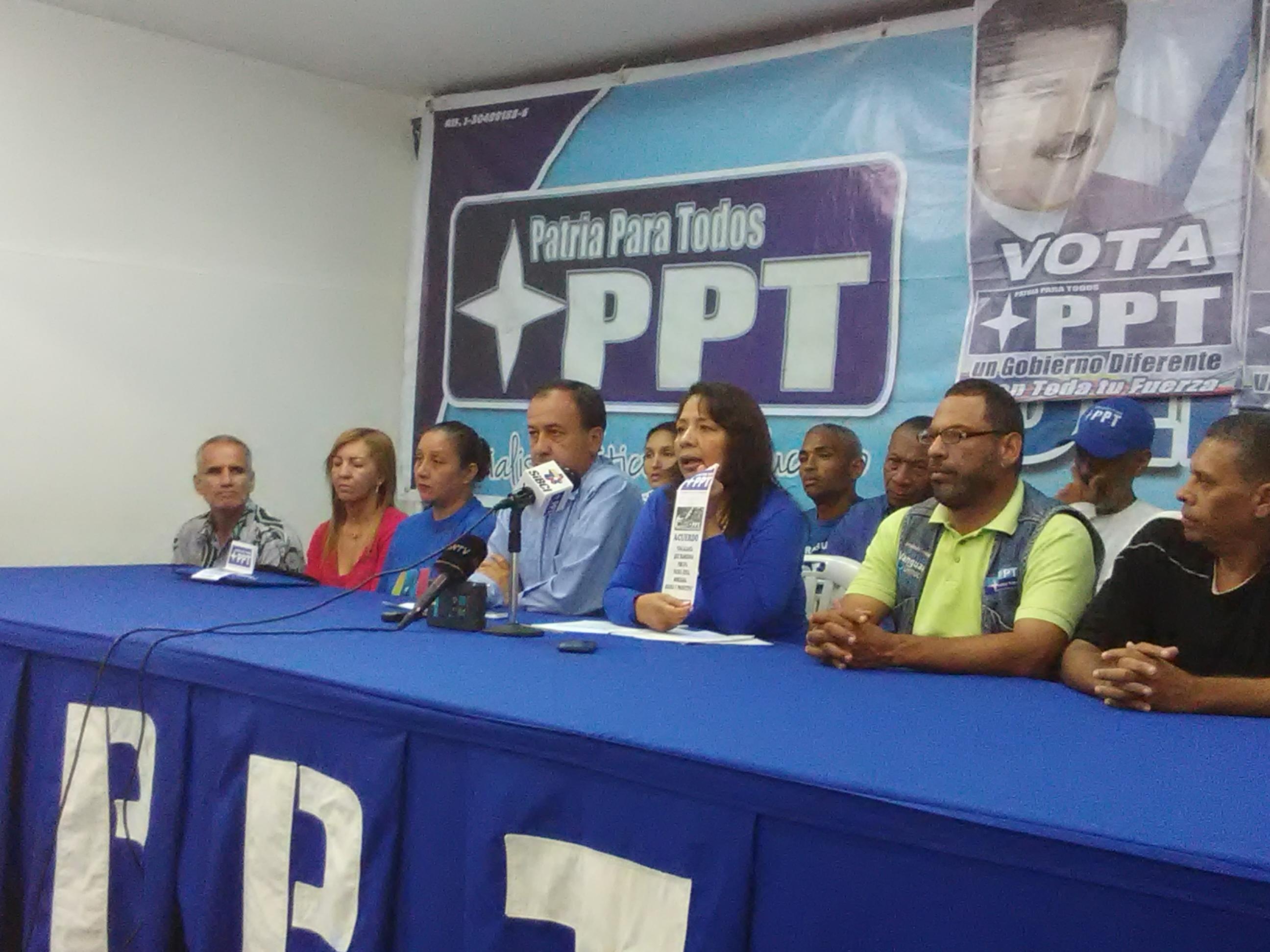 """Ilenia Medina: """"Luego de la reelección presidencial urge constituir un Gobierno diferente"""""""