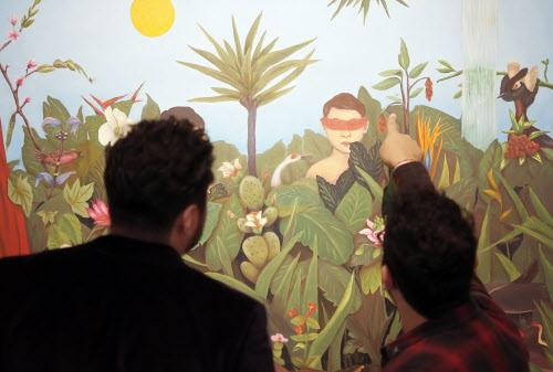 """Programa """"Maricón"""" exhibe el arte LGBT latino en Dallas"""