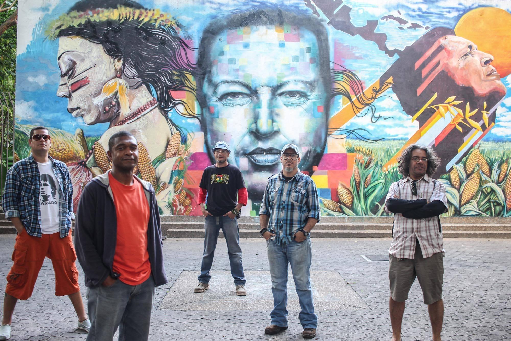 El rock gamberro sonará en el casco histórico de Caracas