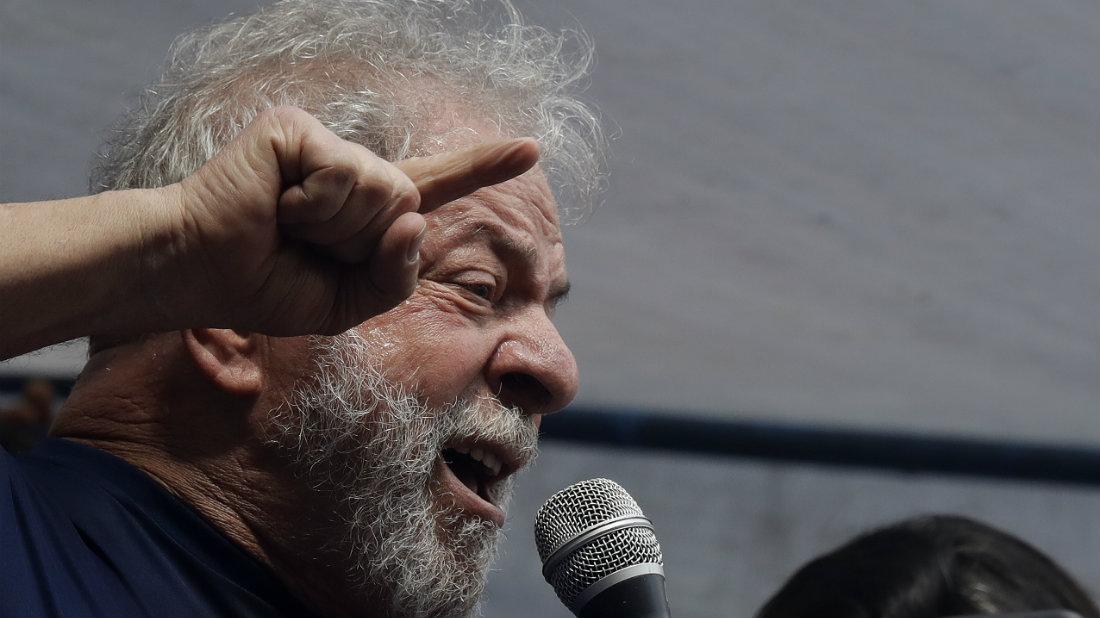 Restituyen beneficios de expresidente Luiz Inácio Lula da Silva
