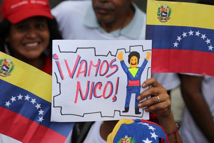 Nicolás Maduro promete cárcel para las mafias que afectan la economía venezolana