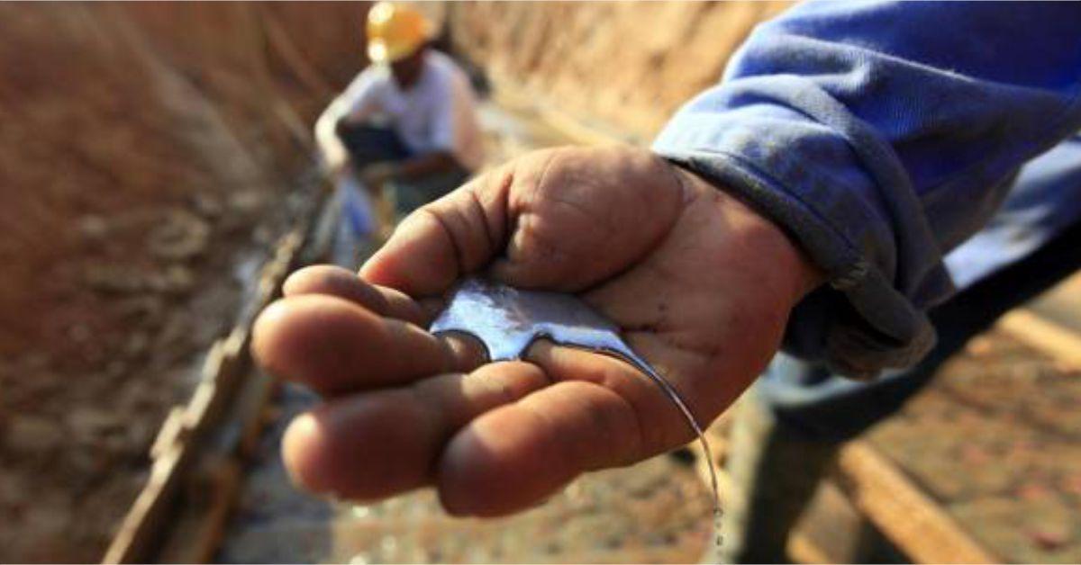 Brasil decomisa 1,7 toneladas de mercurio que iban a usarse para extracción ilegal de oro