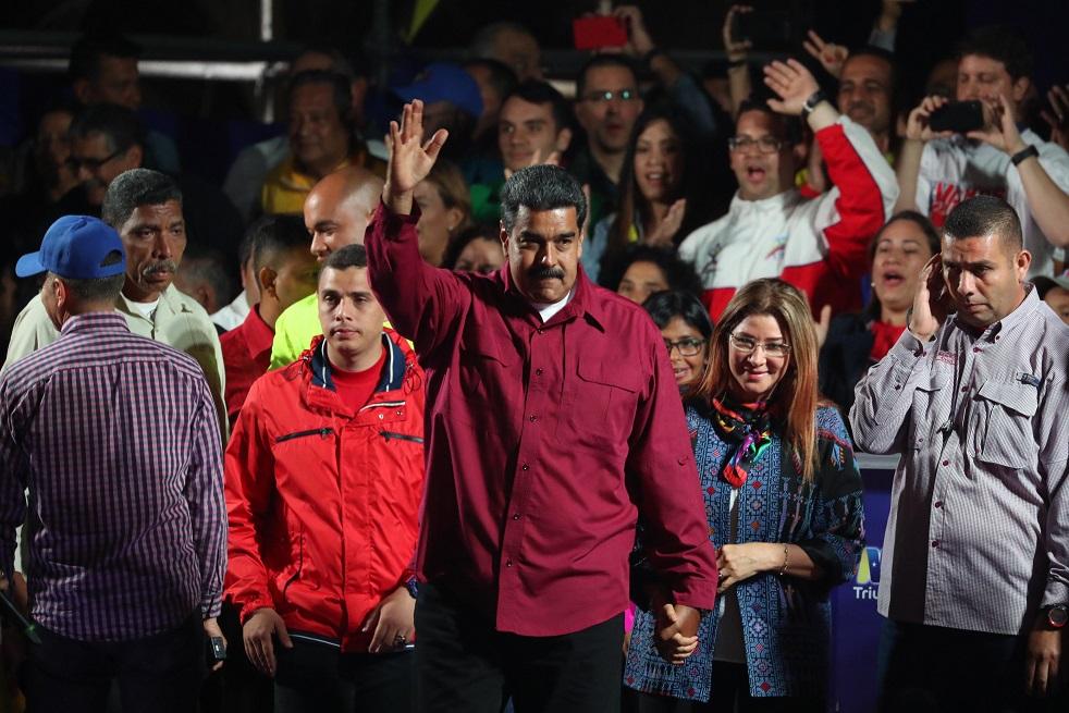 Los titulares que dejó el triunfo de Nicolás Maduro
