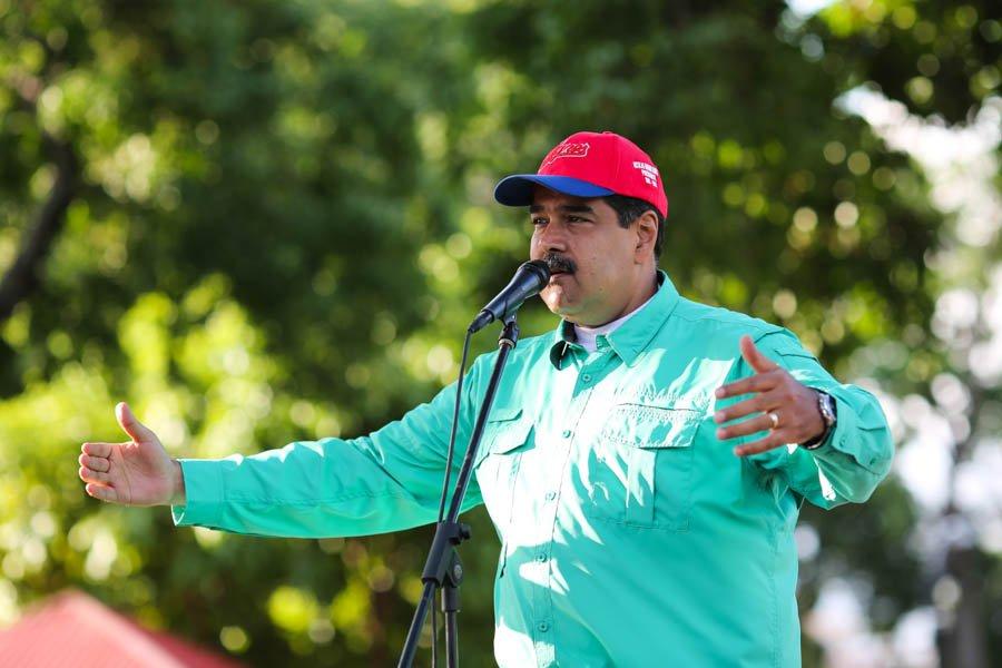Maduro: «Sería un error histórico si la UE no reconoce los resultados electorales»