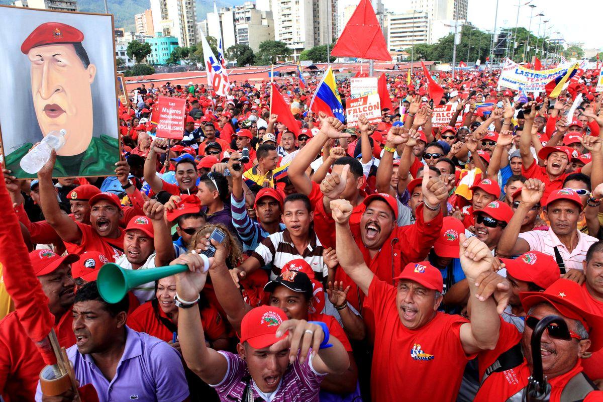 Venezuela: Ruta de movilización en calles de Caracas este primero de mayo
