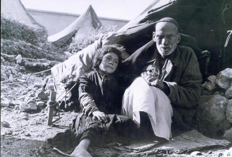 70 años de la 'Nakba', catástrofe palestina