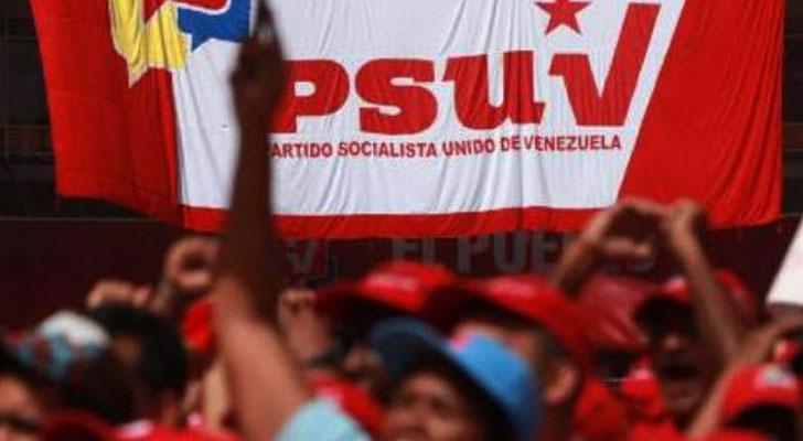 PSUV afina logística para movilizar a las bases el 20 mayo