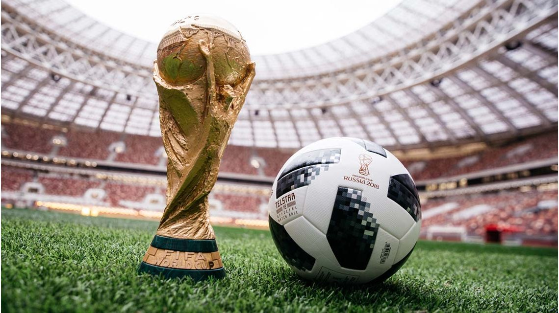 Políticos, artistas y deportistas ya tienen sus favoritos para Mundial de Rusia 2018