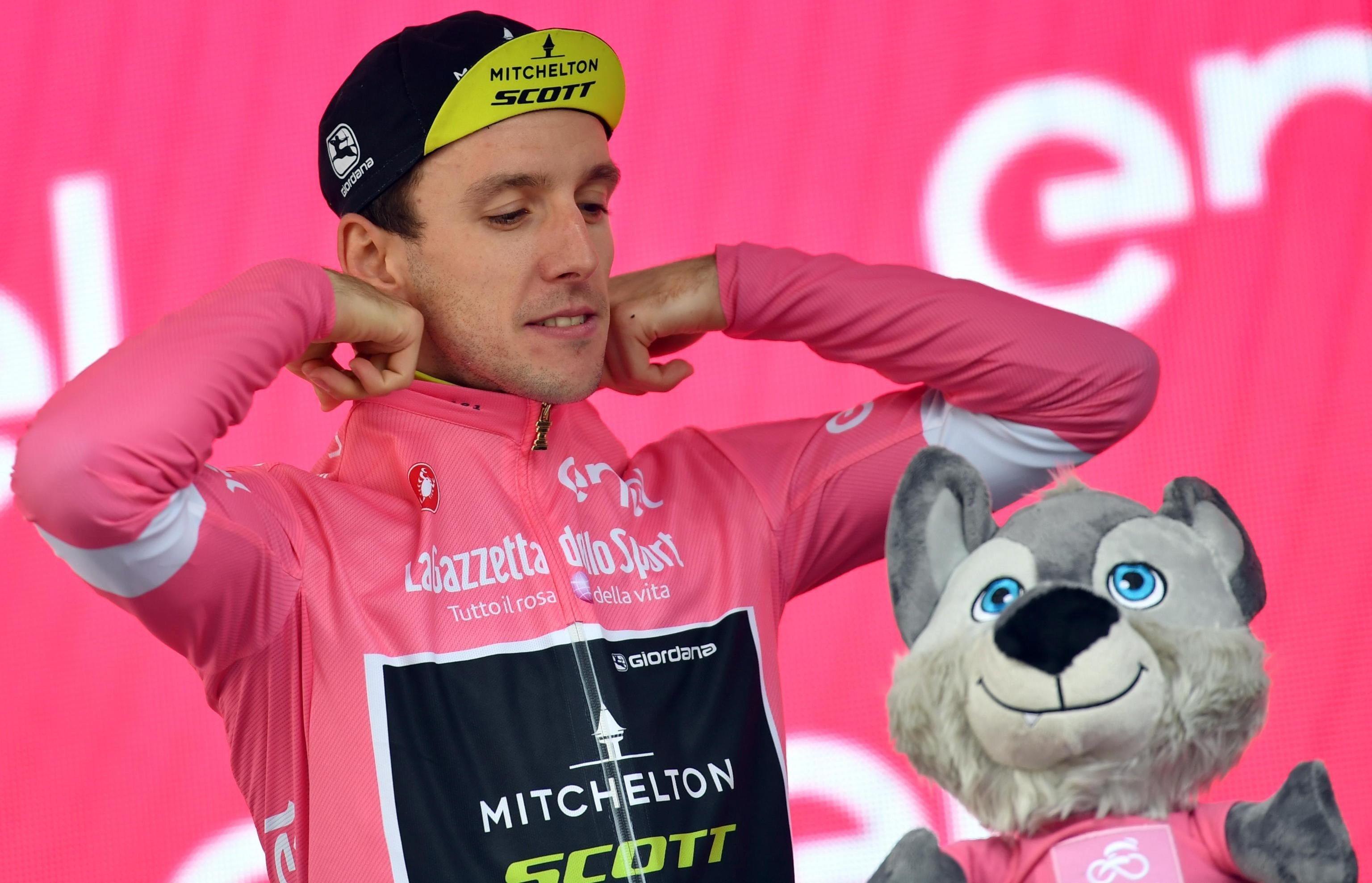 Decimosexta etapa del Giro de Italia
