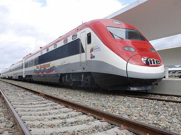 Revolución bolivariana recupera sistema ferroviario de Venezuela tras década de abandono neoliberal
