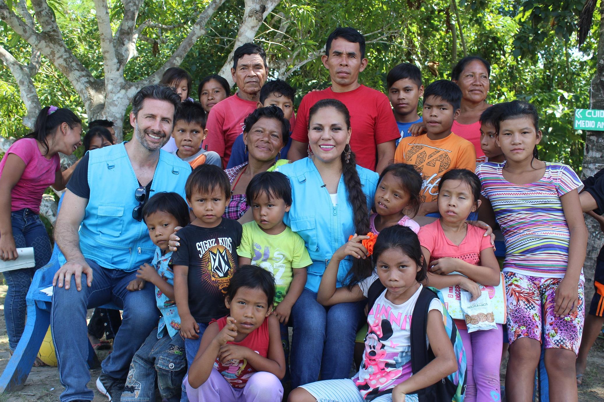 Unicef y empresa de telecomunicaciones renovaron alianza en pro de la niñez y adolescencia