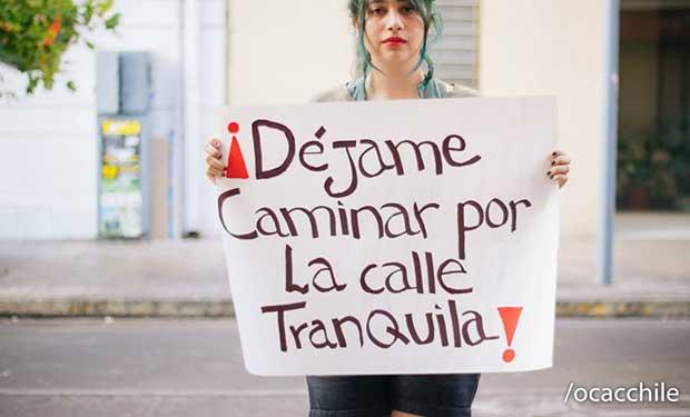 La historia tras el primer parte por acoso callejero cursado en Las Condes