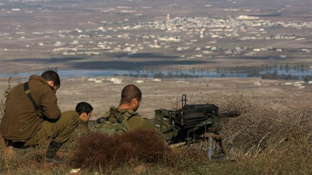 Informaciones cruzadas sobre enfrentamientos entre Israel y Siria