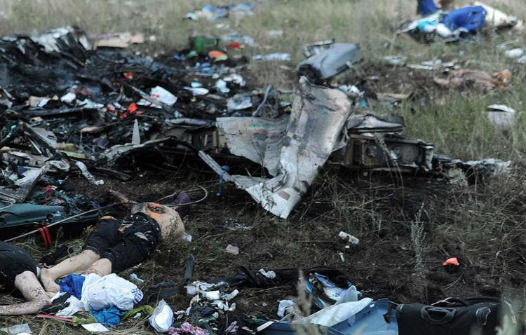 Rusia rechaza los ultimátums sobre indemnización por derribo del MH17
