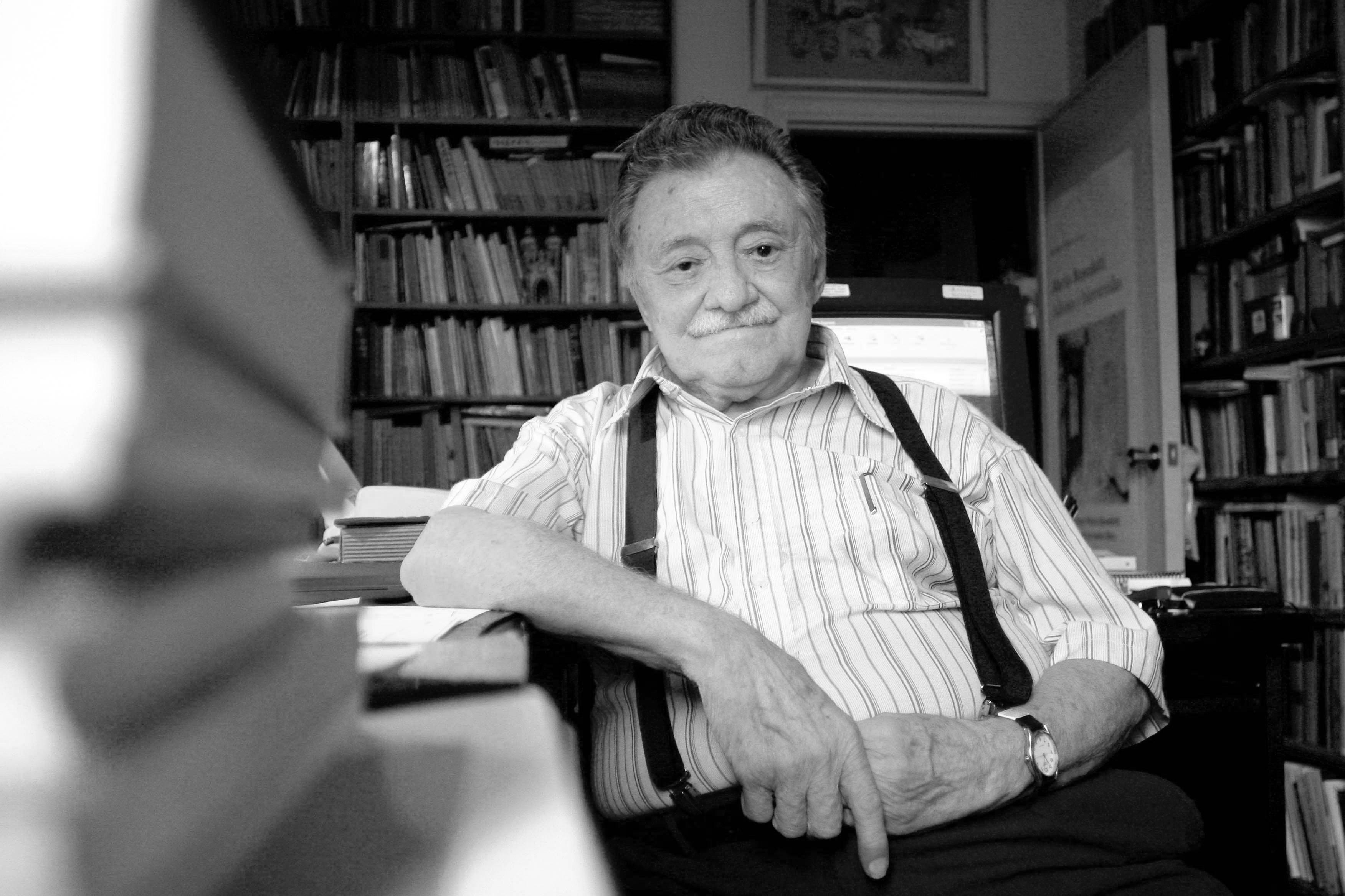 Recordando los poemas de amor y desamor de Mario Benedetti