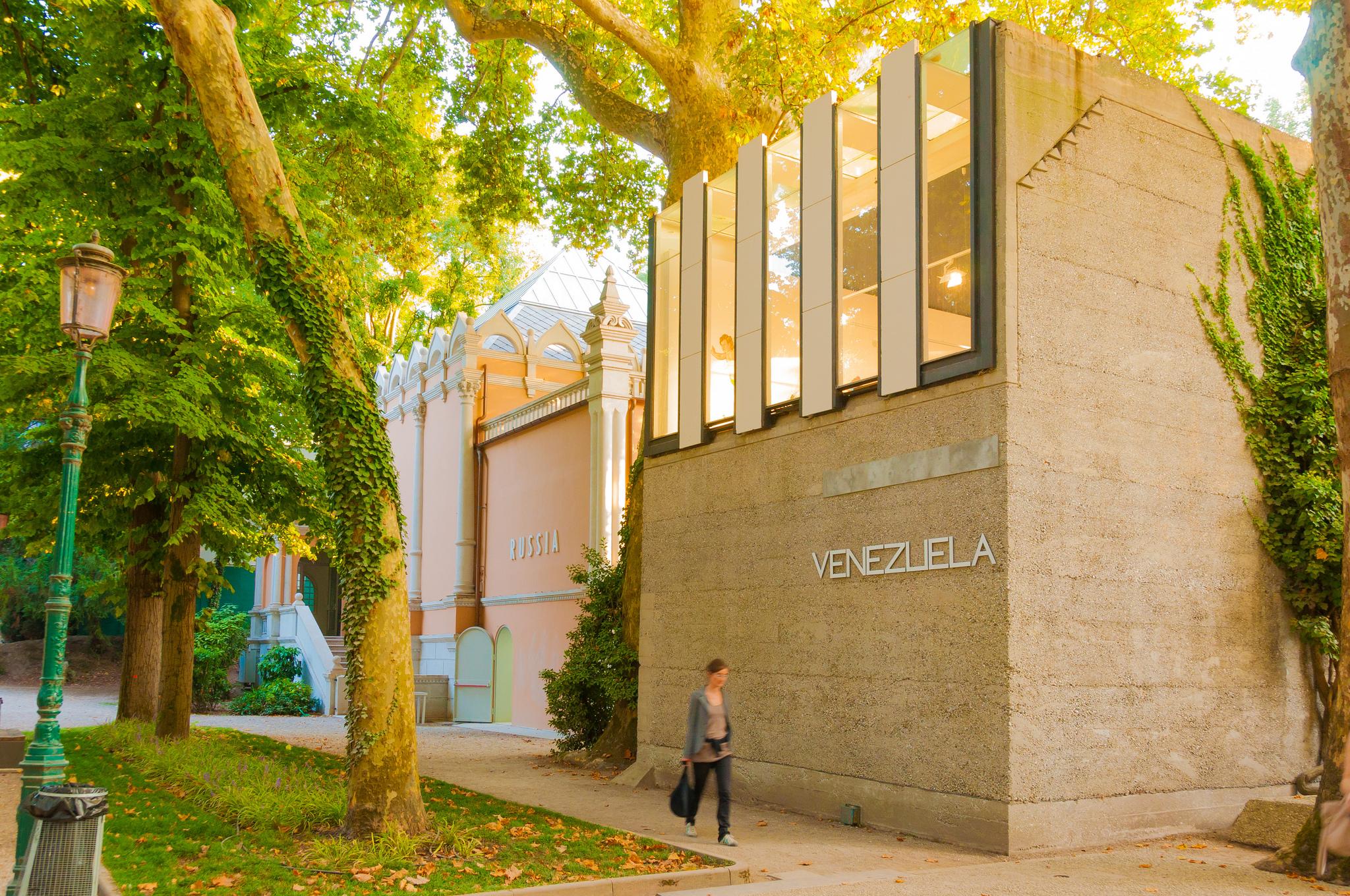 Pabellón de Venezuela no quedará desapercibido en la Bienal de Arquitectura de Venecia