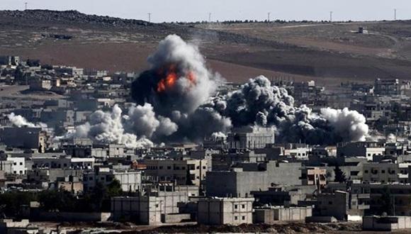 Damasco: «El oxígeno a los grupos terroristas en Siria llega desde EE.UU»