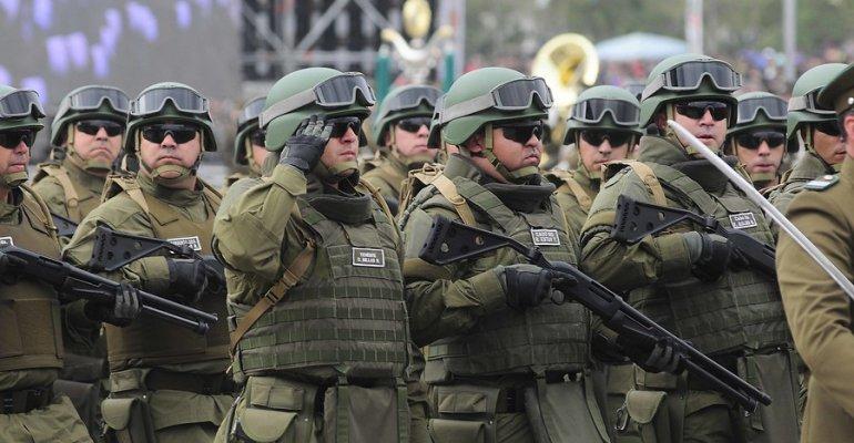 La Araucanía: Grupo policial especializado viajará a Colombia y Estados Unidos a recibir «capacitación»