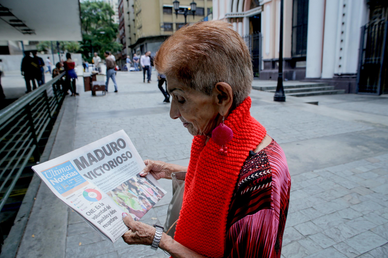 Rusia y China condenan las sanciones e injerencia en asuntos internos de Venezuela