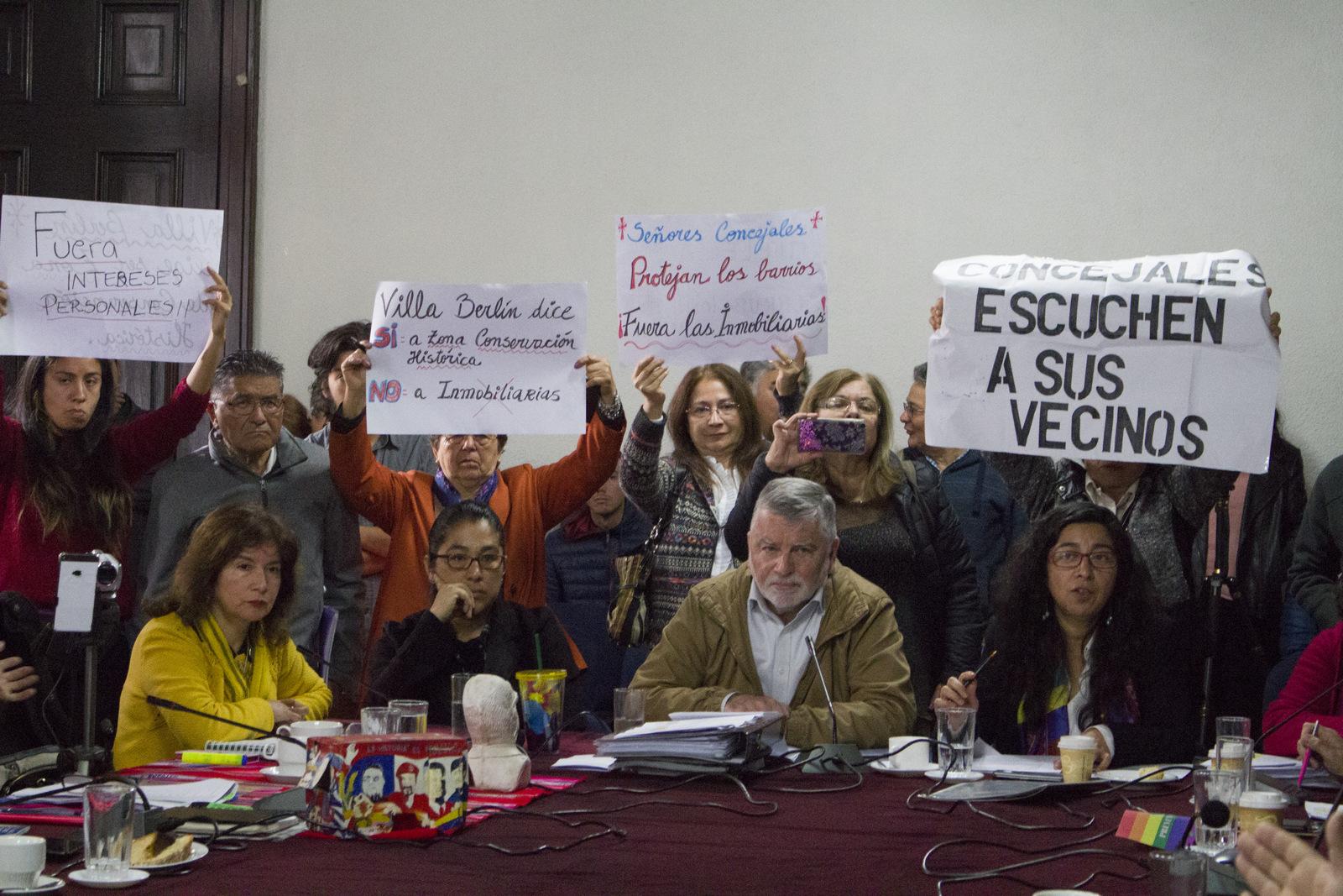 Valparaíso: Concejales aprueban modificaciones al Plan Regulador propuestas por la ciudadanía