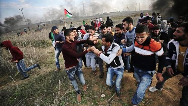 Palestina denuncia a Israel ante La Haya por crímenes de guerra