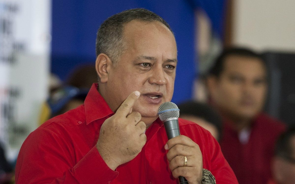 Venezuela elecciones 2018 | Diosdado Cabello: «Instó a las fuerzas revolucionarios a dar un remate perfecto por la paz»