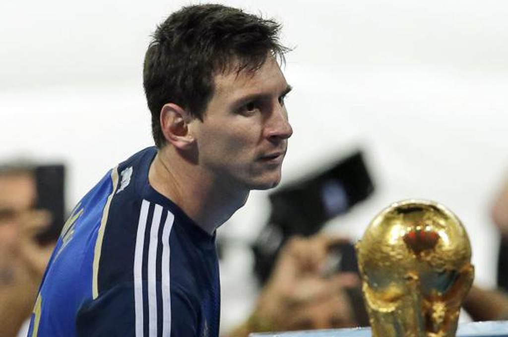 Messi aterriza a los argentinos: «Hay algunas selecciones mejores que nosotros»