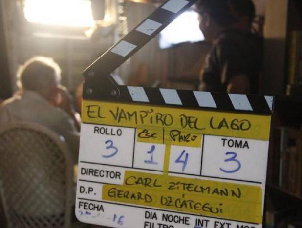 """Este 1 junio estrenan la producción nacional """"El vampiro del Lago"""""""