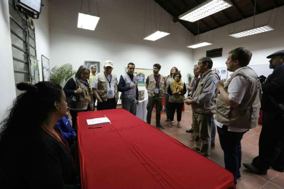 """Venezuela Elecciones 2018: Eurodiputado  destacó """"normalidad"""" en comicios venezolanos"""