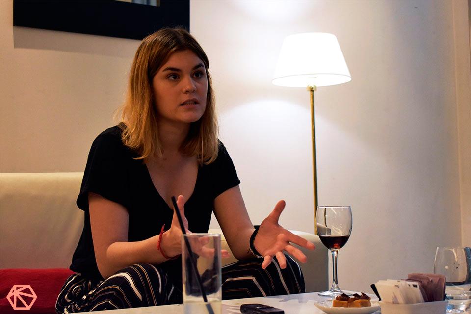 Elvira Sastre, poeta española: «Creo que la poesía volvió a ser de la gente, y eso es muy importante»