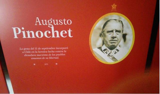Insólito: Incluyen a Pinochet en muestra «Hijos de la Libertad» del Museo Histórico Nacional