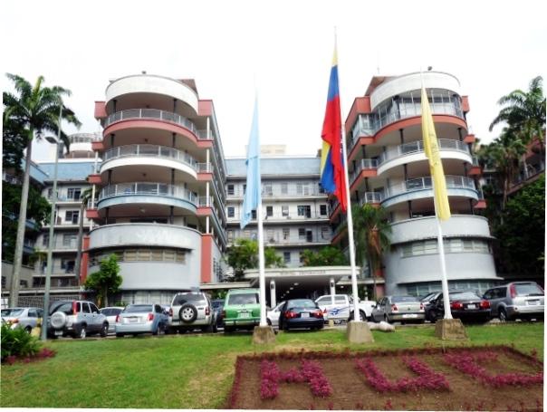 Hace 62 años abrió sus puertas el Hospital Clínico Universitario de Caracas