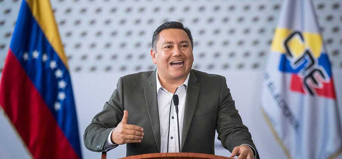Candidato Javier Bertucci asegurá que derrotará a Maduro el 20M