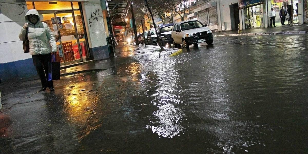 Onemi y Aguas Andinas mantienen Alerta Temprana Preventiva por lluvias en alta cordillera