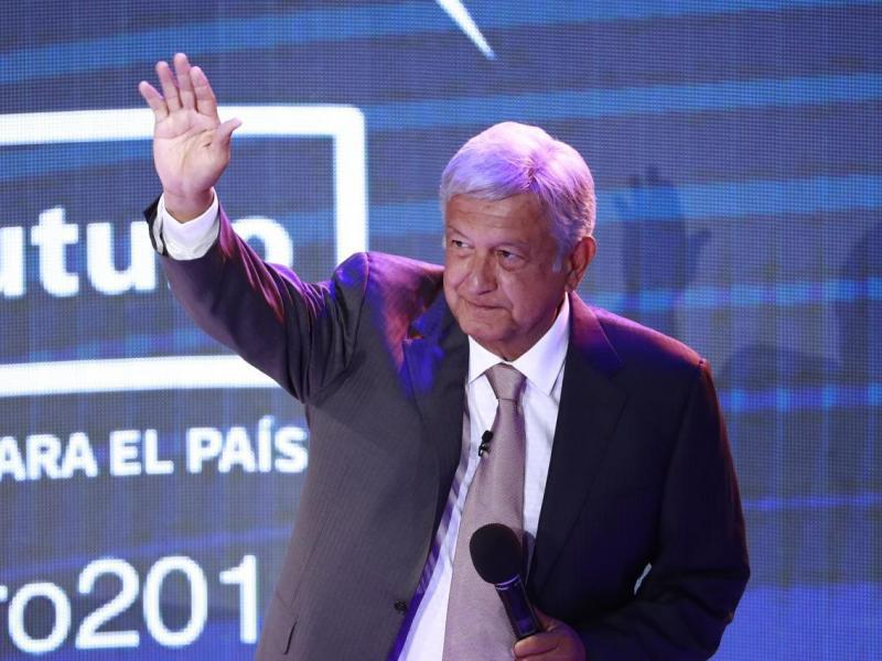 López Obrador con 26 puntos de ventaja según encuesta